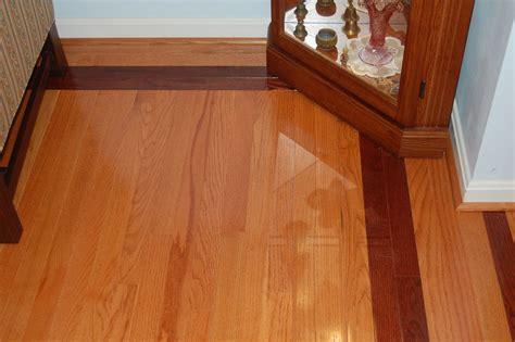 oak  cherry hardwood flooring bel air construction
