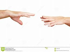 Reaching For Other Hands Stock Photography - Image: 12840442