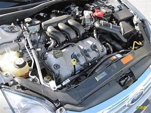 2008 Ford Fusion Se V6 Awd 3 0l Dohc 24v Duratec V6 Engine Photo  41779441