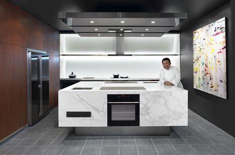kitchen island with breakfast bar tetsuya s masterkitchen by electrolux electrolux