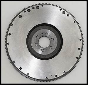 Sbc Chevy 350 Flywheel Manual 168 Tooth 1pc Rms Late