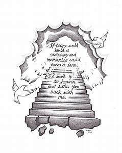 popular drawing designs | stairway to heaven by ...