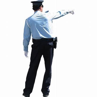 Police Policeman Officer Transparent Walking Tubes Picpng