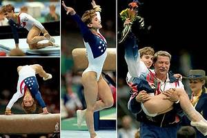 Kerri Strug...A true person of perseverance, she landed ...
