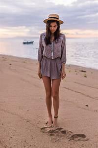 Outfits For The Beach Itu0026#39;s Gotta Be Cute - Beach Outfit Ideas - Just The Design