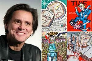 Jim Carrey Depicts Space Force and 44 More of His ...