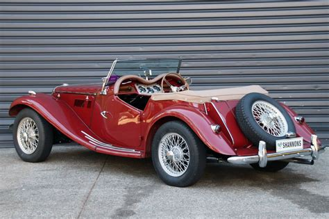 Sold: MG TF 1250 Roadster Auctions - Lot 17 - Shannons