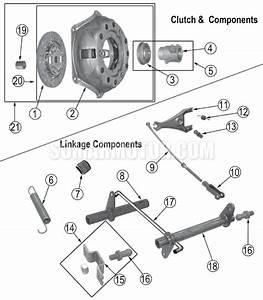 Clutch Diagram For Willy U0026 39 S  1941