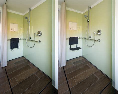 dusche barrierefrei fliesen bodengleiche duschen 10 top duschideen baqua