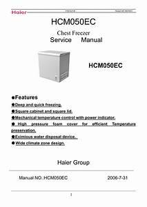Haier Refrigerator Parts Diagram