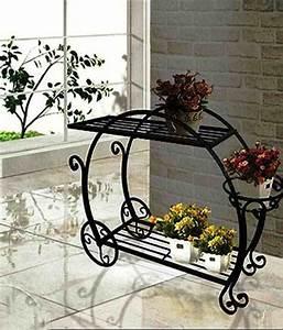 Viralka Design Flower Pot Stand: Buy Viralka Design Flower