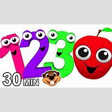 """kindergarten Songs"" Kids Learning Videos  Fun Lessons For Children  Preschool Education Youtube"