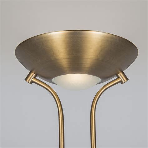 What Is A Diva Lamp by Floor Lamp Diva 2 Led Bronze Lampandlight Co Uk