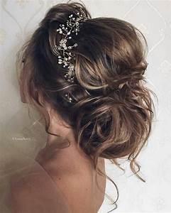 accessoires cheveux coiffure mariage chignon mariee boheme With bijoux chignon mariage
