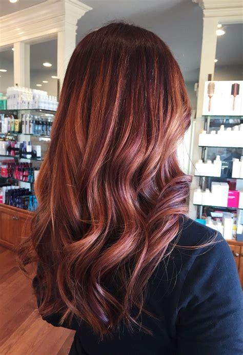 beautiful brown hair  blonde highlights hair