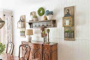 farmhouse kitchen decorating ideas how to build a farmhouse hanging lantern display