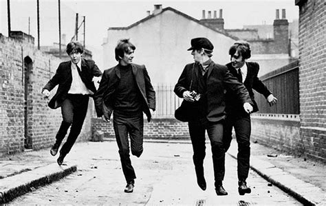 making   hard days night  fans