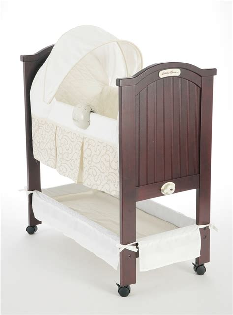 eddie bauer bassinet bedding eddie bauer musical rocking bassinet oh baby baby