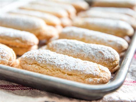 Eggnog ladyfinger dessert recipe 5. One-Bowl Homemade Ladyfingers Recipe | Serious Eats