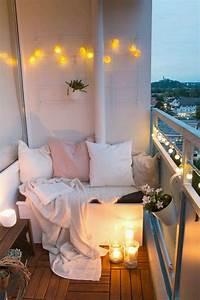 18, Cozy, And, Romantic, Balcony, Ideas