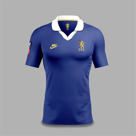Chelsea FC FA Cup Nike Jersey 2020