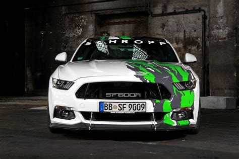 ford tuning schropp tuning creates 807 hp ford mustang