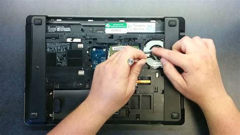 hp laptop fan not working cleaning the fan on hp probook 4530s laptop computer youtube