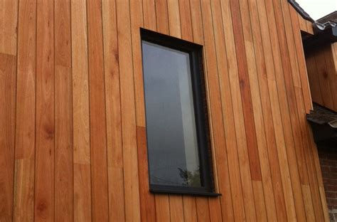 timber cladding   importance shield act