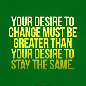 Desire and Discipline: Two necessities for lasting change ...