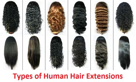 Different Types Of Hair by Types Of Hair Extensions Pixels Grains