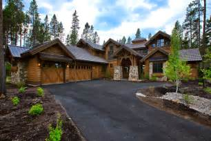 mountainside home plans mountain house plans professional builder house plans