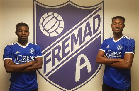 Cheetah FC duo Ebenezer Adade and Francis Agoanyah join ...