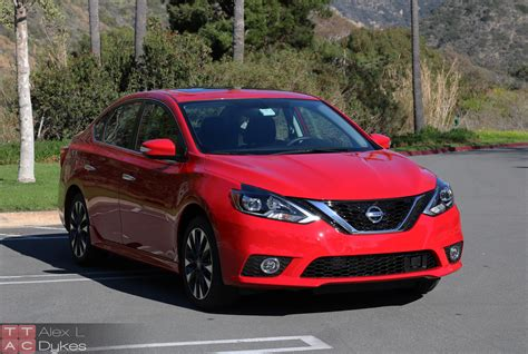 car nissan 2016 2016 nissan sentra review nissan 39 s compact goes premium