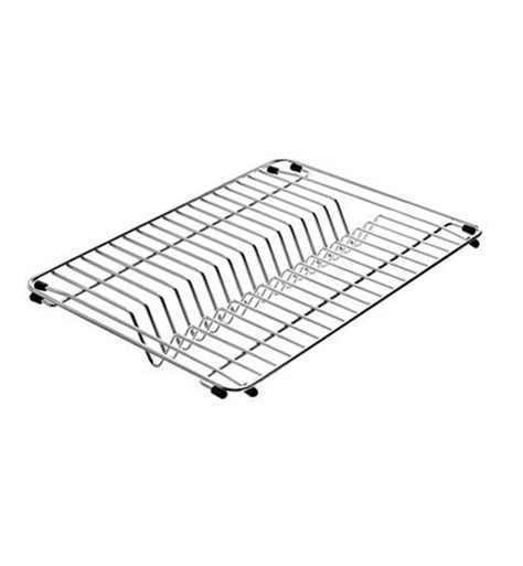 blanco stainless steel sink racks blanco 234699 17 quot stainless steel dish rack for apron