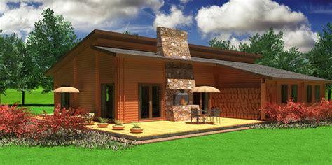 prix chalet bois 3 chambres maisonboiskit construction
