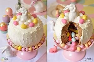 Dessert Paques Original : g teau de p ques surprise ~ Dallasstarsshop.com Idées de Décoration