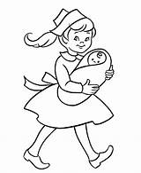 Nurse Coloring Pages Printable Nurses Pre Drawing Clipart Kindergartner Printables Young Nursing Books Simple Hat Activity Holding Hands Cliparts Getdrawings sketch template