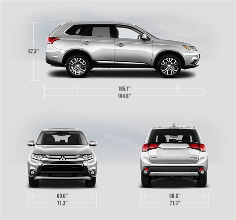 2018 Mitsubishi Outlander Specifications