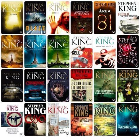 Todas Las Novelas De Stephen King (1974-2015)