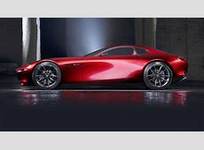 Mazda RX9 previewed with RXVision rotary concept at