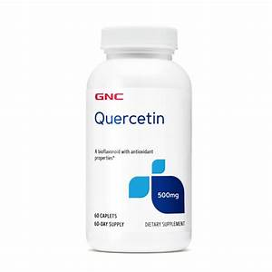 Buy Gnc Quercetin 500mg Online In Pakistan