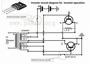 Easy Homemade 50 Watt Power Inverter  12 Vdc To 220 Vac  Ups