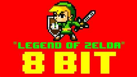 Legend Of Zelda Theme (8 Bit Remix Cover Version) [tribute