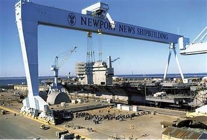 Newport Shipbuilding Virginia Britannica United