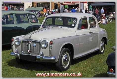 British Classic Cars, Historic