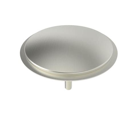 newport brass 2 in faucet hole cover in satin nickel 103