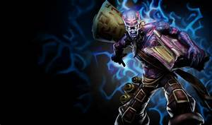 Ryze Classic Skin - Old - League of Legends Wallpapers