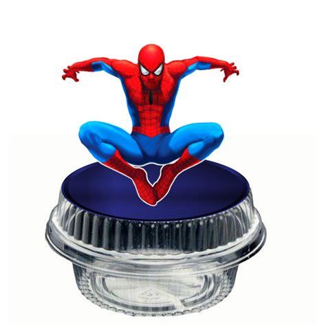 Embalagem para doce Homem Aranha no Elo7 Brl Flex Festas