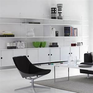String Pocket Weiß : regalsystem von string kaufen connox shop ~ Orissabook.com Haus und Dekorationen
