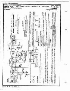 Emerson Radio  U0026 Phonograph Corp  Db301